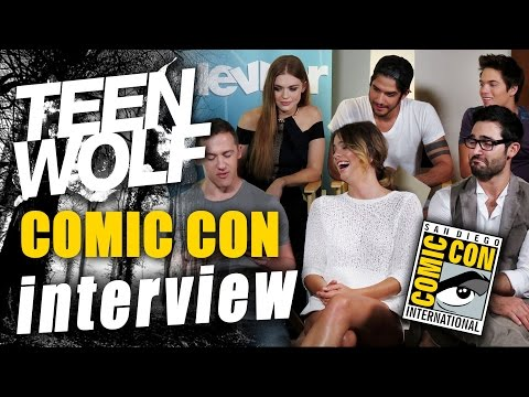 Teen Wolf Cast Spills Season 4 Secrets – Comic-Con 2014