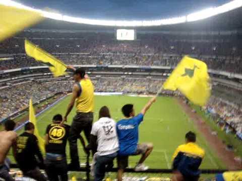 AMERICA VS CHIVAS el trapo que recupero el ritual del kaoz - Ritual Del Kaoz - América
