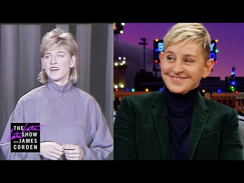 Ellen DeGeneres Really Needed a New Outfit for Stand-up