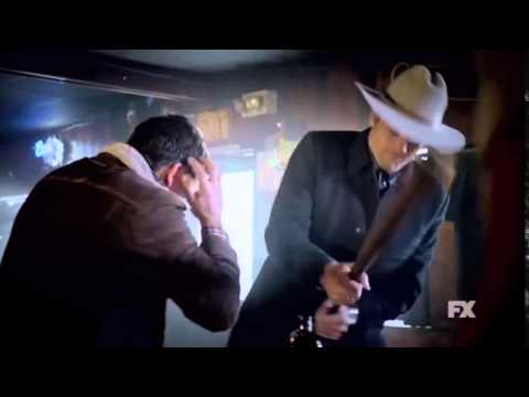 JUSTIFIED 6x13 SERIES FINALE  - PROMISE