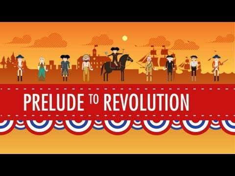 Taxes & Smuggling – Prelude to Revolution: Crash Course US History #6