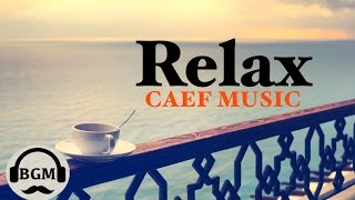 Relaxing Cafe Music - Jazz & Bossa Nova Instrumental Music - Music For Study, Work Video
