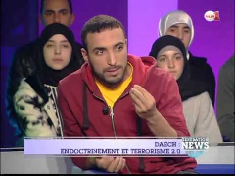 داعش والمغاربة