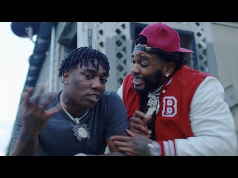 Fredo Bang - No Security Feat. Kevin Gates (Official Video)