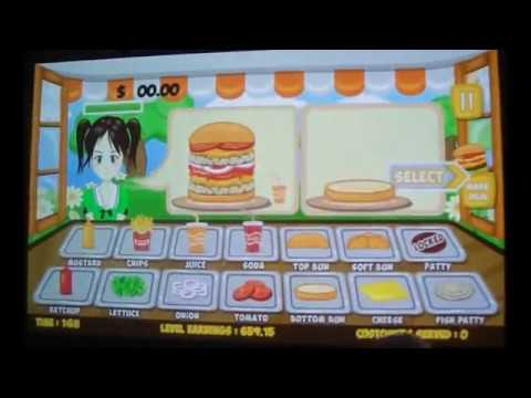 Video of Stand O Burger -Cooking game