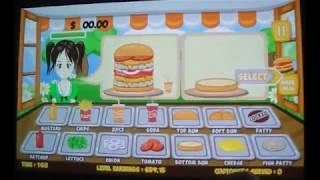 Stand O Burger -Cooking game YouTube video