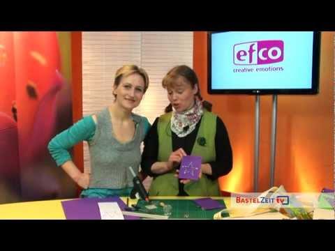 Bastelzeit TV 94 - Filz-Handytasche