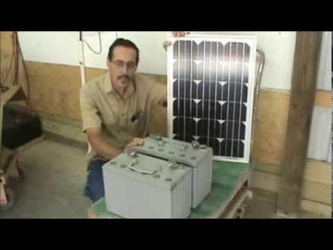 Solar Panels for the Beginner How to Part 1 Missouri Wind and Solar Simple Instructions