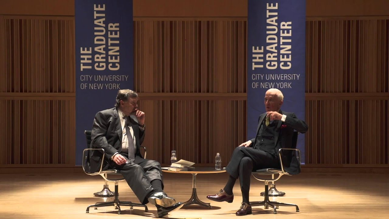 Extraordinary Lives: An Evening with Gay Talese at The Graduate Center, CUNY