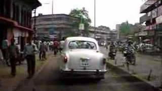 Dhanbad India  city photo : Driving in Dhanbad, India