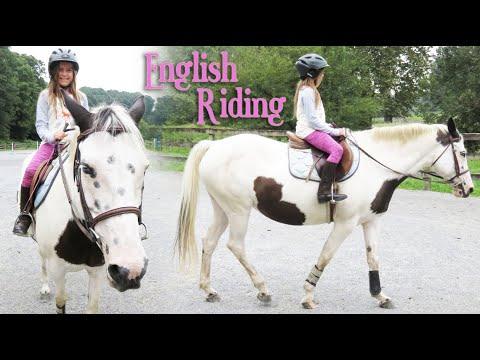 Back to English Horse Riding!