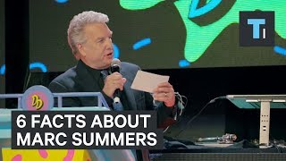 "Most people who grew up in the '90s remember Marc Summers and ""Double Dare."" Here are some things you might not have known about the popular TV host. Following is a transcript of the video:""Answer that question, or take the physical challenge.""Hi there. My name is Marc Summers. You may know me from ""Double Dare."" You may know me from ""What Would You Do?"" Perhaps you watch the Food Network and watched me do ""Unwrapped."" But I've been around for awhile.So here's the thing I didn't know when I started ""Double Dare,"" is I had this little thing called obsessive-compulsive disorder. Now mine was about neatness and orderliness, but it was a little bit about staying clean and not getting messy. People say to me all the time, ""Well, you must have hated it."" I didn't, you know. Think about it. I've been around in LA for about 13 years. It was my first real job on television. So I was happy as hell to have it.I was actually a disc jockey when I was about 14 or 15 years old. But then I learned magic. Because magic could get you at least as a performer on stage somewhere. So I started off doing birthday parties, and then I did, you know, weddings, bar mitzvahs, dog shows, wakes. You name it, I did it. And my idle at the time was Johnny Carson. Well, I found out that Johnny started off as a magician as well. So I figured, well if I'm going to someday host ""The Tonight Show,"" I better do what Johnny did and start magic.My favorite food of all time is pizza. I could eat pizza 3 times a day, 7 days a week. There's nothing better.My favorite band? Wow, now that's crazy, that's tough. You know, I'm an old-school guy. My favorite performer's probably James Taylor. I've seen him a million times. I'm a Jethro Tull guy. Here's one, this weekend I'm going to Vegas to see the Doobie Brothers and Chicago. So, you know, that's the kind of stuff I I kind of love. But then I also love Eminem, so, you know, go figure. I'm all over the place.Why did I change my name? I moved on LA in 1973, and I was Mark Berkowitz. And I didn't think anything about it. And then I wake up one morning, and the ""Son of Sam,"" David Berkowitz, gets caught. Now, I'm not related. In fact that guy was adopted. He wasn't even a real Berkowitz. And so my agent at the time said, ""You gotta change your name."" Okay, um, what do you do? How do you change your name?Growing up in Indiana, there was a DJ. Who's still around, and his name is Dick Summer. And when I moved to Boston to go to college, he was on WKOX in Boston and I always loved Dick Summer, so I stole his name, put an S on the end, and became Marc Summers. and I started to work.If I could host one show right now what it would be? You know, years and years ago, I always thought about doing late night television. But I've realized throughout the years that I'm not a late night TV guy. What interests me the most is morning TV. So doing the ""Today"" show, and hosting something like that would be fantastic.Unfortunately, they don't hire old guys like me to do that anymore. But could I do it? No question.""Thanks for being with us. We had a good time. He's fine. I'm fine. See you again soon. Bye bye!""Read more: http://www.businessinsider.com/saiFACEBOOK: https://www.facebook.com/techinsiderTWITTER: https://twitter.com/techinsiderINSTAGRAM: https://www.instagram.com/businessinsider/TUMBLR: http://businessinsider.tumblr.com/"