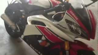 4. 2012 Yamaha R6 50th anniversary Edition