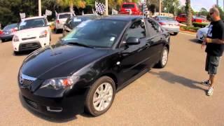 Autoline's 2008 Mazda Mazda3 I Sport Walk Around Review Test Drive
