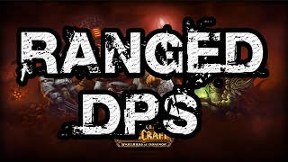 Ranged DPS Comparison For WoD