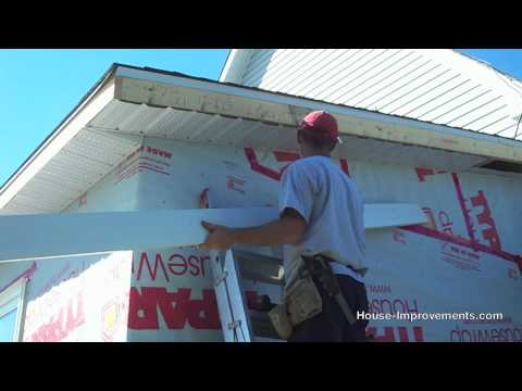 How To Install Soffit And Fascia