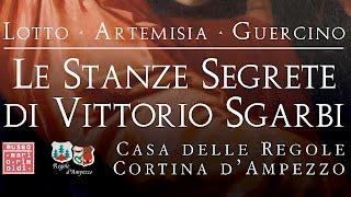La mostra « Lotto, Artemisia, Guercino. Le stanze segrete di Vittorio Sgarbi», attualmente in corso a Palazzo Campana a Osimo, nelle Marche, da 23 dicembre e...