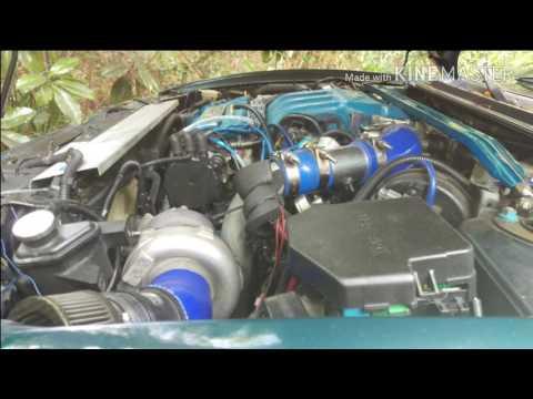 Mazda MX6 V6 Turbo: Cheapest Basic Turbo Setup