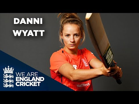 ICC Women's World T20 - Profiling Danni Wyatt
