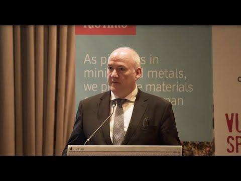 Professor Alan Duncan - Vulnerability Speaker Series seminar March 2018