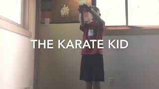 The Karate Kid: strongest human in the world