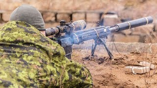 Former sniper with the Canadian military Rob Furlong discusses the difficulty of the shot and the importance of the shooter's team. Subscribe to CTV News to ...