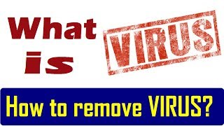 In this video we shall discuss about the Computer Virus & How to remove it?. Most of the exams including Bank Examinations like IBPS - PO and Clerk , RAILWAYS,SSC, BANK PO, RRB PO, RBI CLERK, SSC MTS, LIC, RBI and other competitive exams consist of questions from this topic and many students facing difficulty while solving these questions. Here, We tried to help you by providing these daily videos. You will definitely find change in your speed and accuracy while solving these type of questions.**************************************************Subscribe Us :   https://www.youtube.com/channel/UCKQ5AV1FRAVRy381SVlsDqQ?sub_confirmation=1**************************************************Like & Follow Our Facebook Page: https://www.facebook.com/fuelupacademy/Follow us on Twitter: https://twitter.com/fuelupacademyFollow us on Instagram : https://www.instagram.com/fuelupacademy/*********************************************Contact : info@fuelupacademy.com,  fuelupacademy@gmail.com*********************************************Web : www.fuelupacademy.com