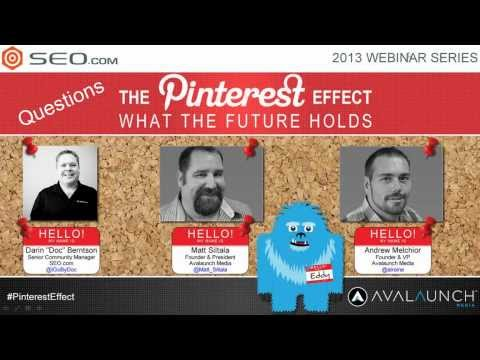 The Pinterest Effect: What The Future Holds – Webinar Replay