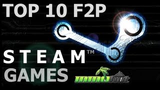 Top Ten Free to Play Steam Games (2013)