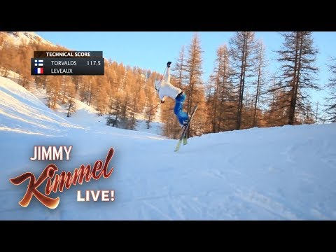 Jimmy Kimmel Presents 2018 YouTube Olympics – Night Five (видео)