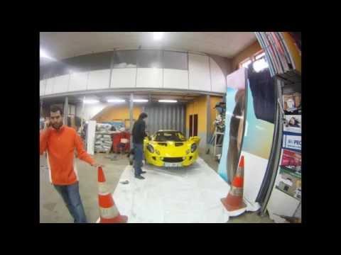 Lotus Elise 111S RHD – LHD conversion – 1st part