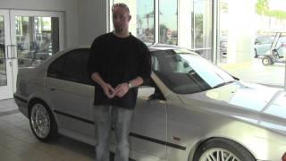 SanTan Honda Sales Testimonial- Larry 1999 BMW 540 I