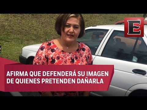 Eva Cadena interpone denuncia contra autores de su videoescándalo