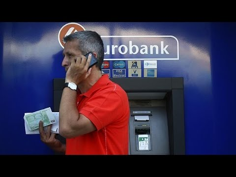 Ελλάδα: «στέγνωσαν» οι τράπεζες, €4,5 δισ. χάθηκαν στην εβδομάδα