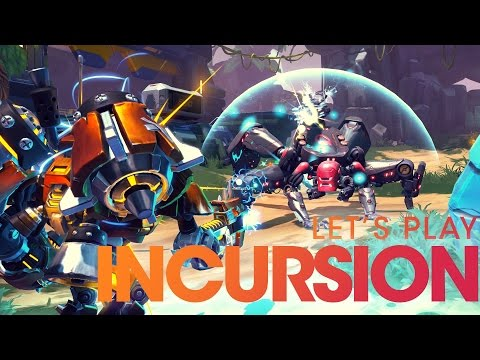 Battleborn – Incursion Multiplayer Mode – HD Gameplay Trailer