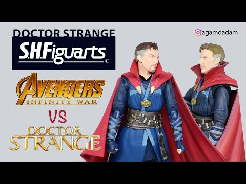 Review #33 -  SHF DOCTOR STRANGE INFINITY WAR VS MOVIE ORIGIN