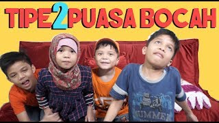 Video TIPE TIPE PUASA BOCAH - GENHALILINTAR KIDS MP3, 3GP, MP4, WEBM, AVI, FLV Juni 2019