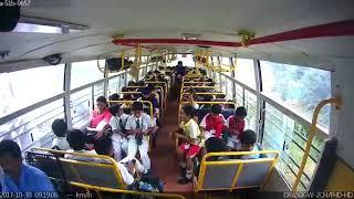 DPS School bus accident