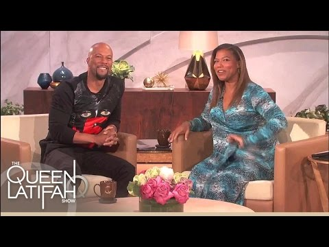 """Common Chats About New Album & """"Just Wright"""" 