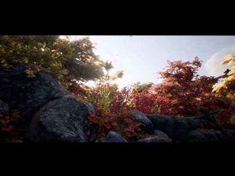 Cinematics And Environments Stevie S Corner