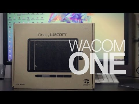 Wacom One CTL-471 Small: Unboxing