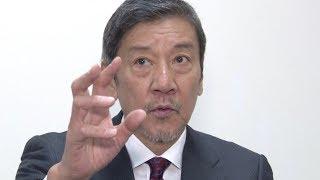 奥田瑛二/映画『洗骨』インタビュー