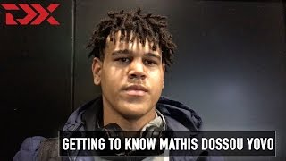 Getting to Know: Mathis Dossou Yovo (ANGT Kaunas)