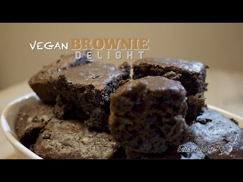 Vegan BROWNIE Delight | Eats About Food