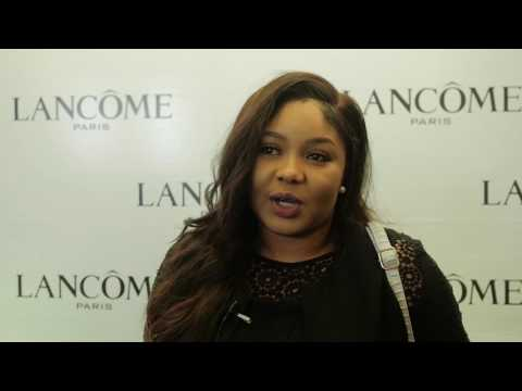 Lancome Lagos launch