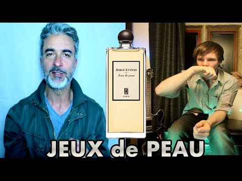 Serge Luten - Jeux de Peau Ft: The Scentinel