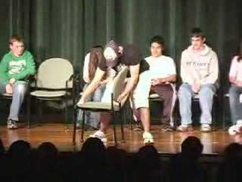 High School Hypnosis Show MA