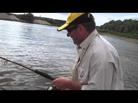 видео рыбалка на сома днепр