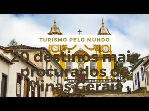 Destinos Mais Procurados de Minas Gerais