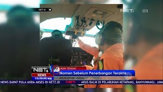 Video Momen Terakhir Sebelum Helikopter BASARNAS Terjatuh - NET10 MP3, 3GP, MP4, WEBM, AVI, FLV April 2019